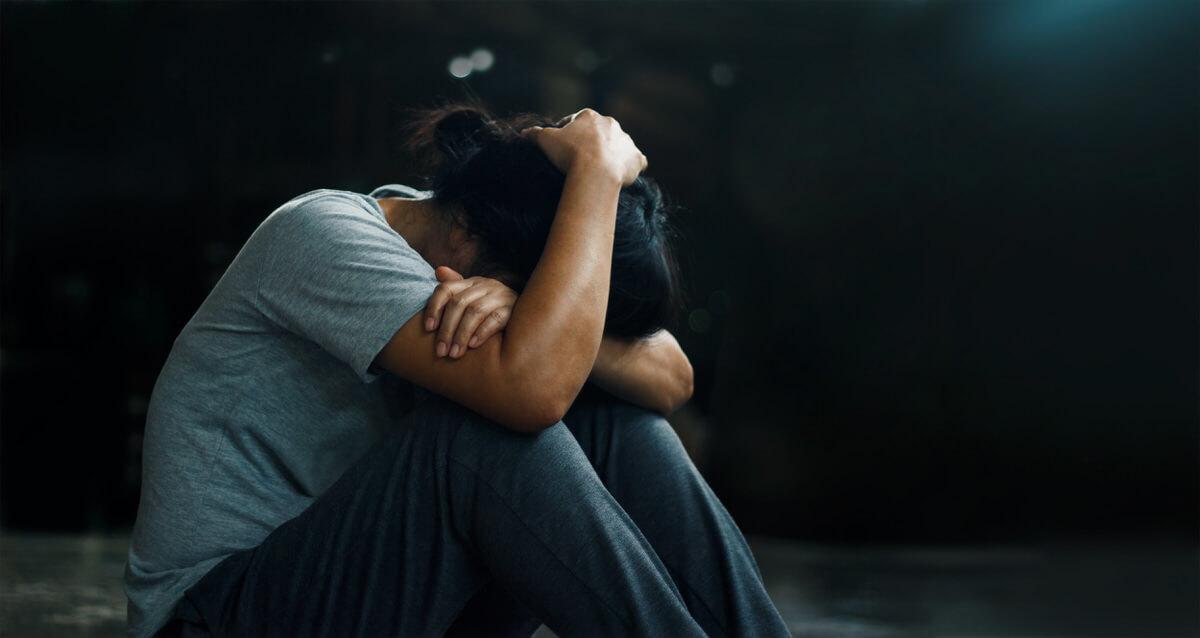 """שפרגר ושות - עו""""ד נזיקין , תמונת בחורה בדיכאון"""